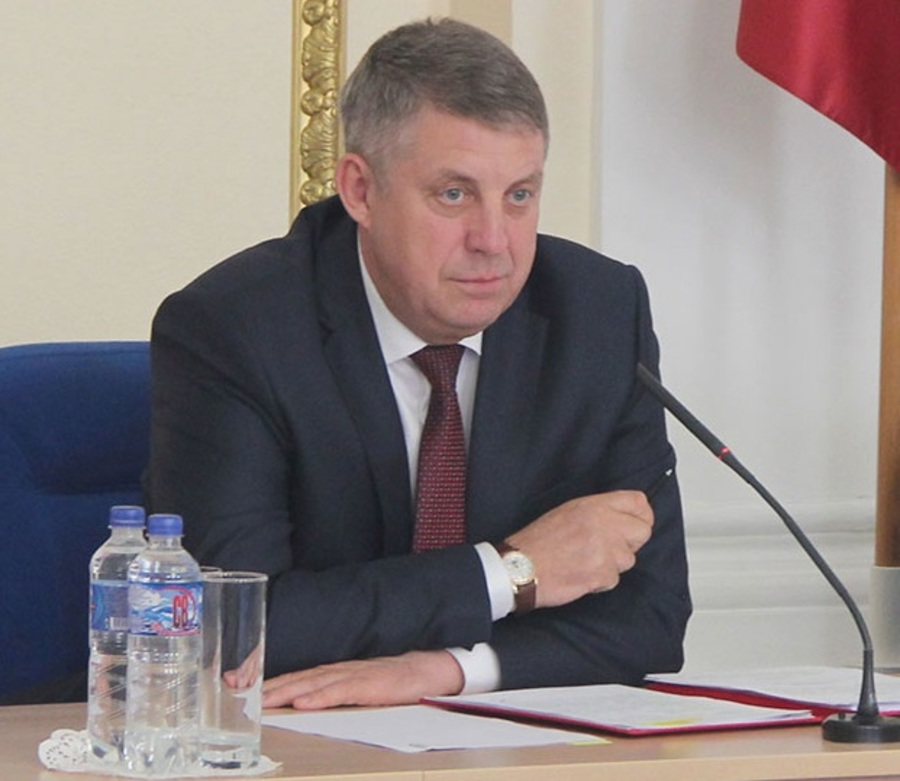 Брянский губернатор Богомаз вырос в медиарейтинге на 5 позиций