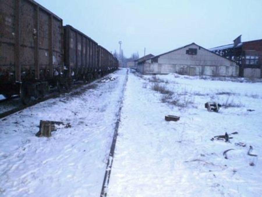 На Брянщине четверо мужчин стащили тонну лома из грузового поезда