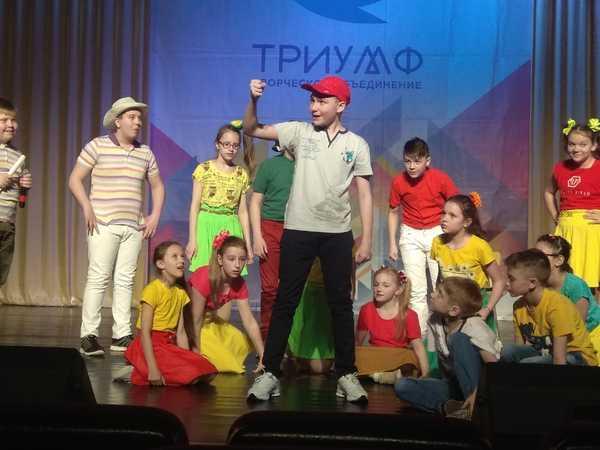 Юные брянские актеры успешно выступили на фестивале «Страна магнолий»