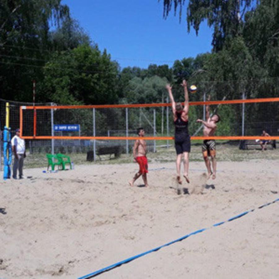 В Брянске прошёл этап чемпионата ЦФО по пляжному волейболу