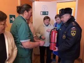 В Погаре эвакуировали социальный приют для детей и подростков