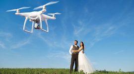 Диджеинг и дроны