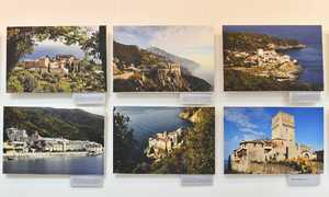 Брянской области свои картины подарит греческий хужожник