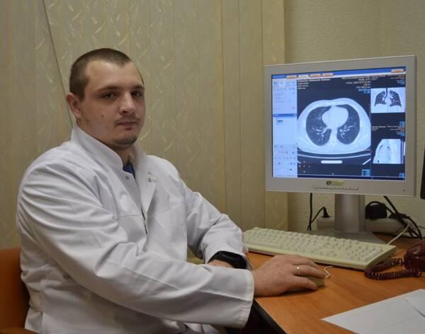 Более 100 исследований КТ в сутки делают новозыбковские врачи