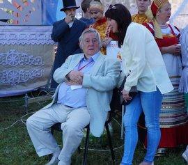 Писатель Проханов рассскажет о «Поисках русской мечты» на Брянщине