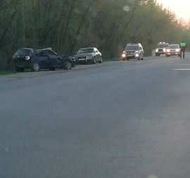 В Брянске на Речной в жутком ДТП погиб 40-летний мужчина