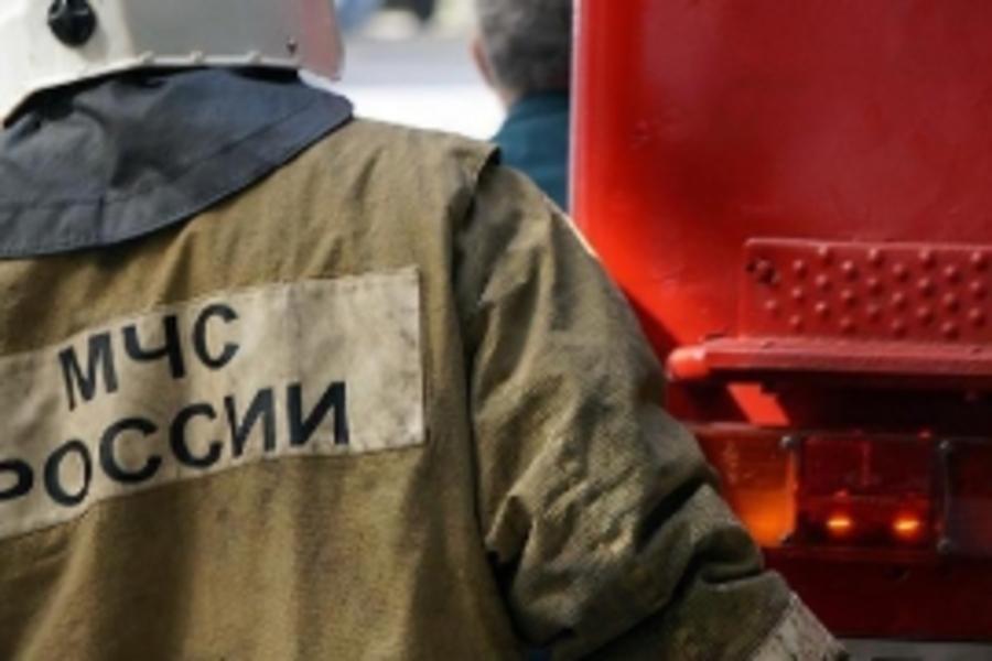 В Брянском районе 7 апреля сгорел частный сарай