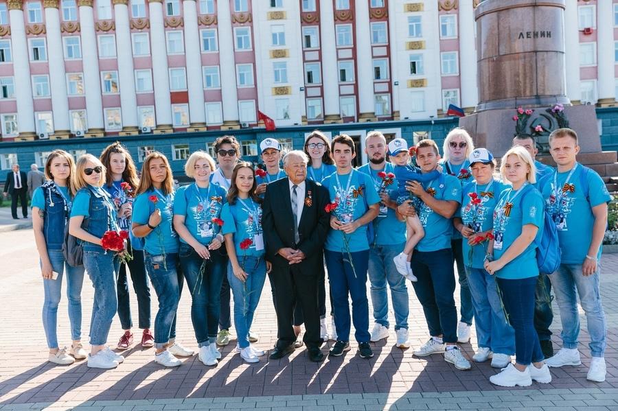 Брянцев пригласили поучаствовать в конкурсе «Волонтеров Победы»