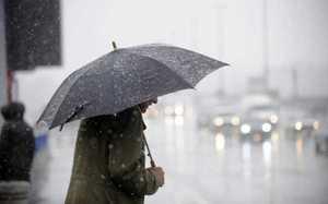 На Брянщине в субботу обещают дождь и мокрый снег