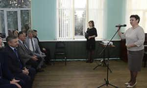 В Брянском районе презентовали музыкальные инструменты