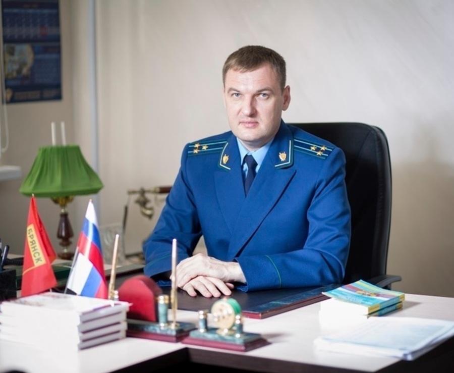 Зампрокурора области Руслан Коберник выслушал жалобы жителей Климова