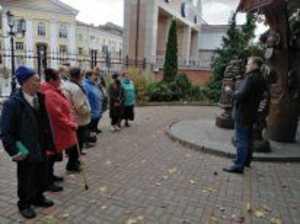 Отдыхающие санатория «Домашово» побывали на экскурсии в Брянске