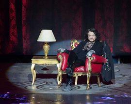 Филипп Киркоров представит в Брянске новое шоу «Я+R - ЦветНастроения»!
