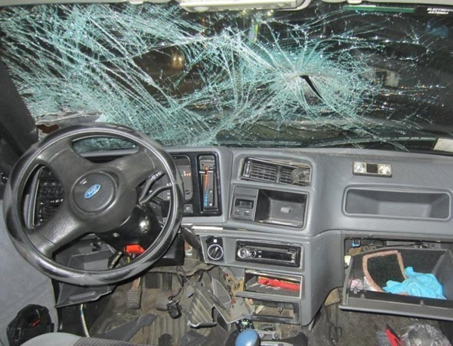 В Гордеевском районе перевернулась «Лада Приора»: двое ранены