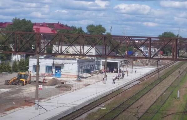 Железнодорожный вокзал «Брянск-Льговский» капитально отремонтируют