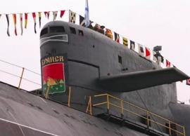Глава Брянска поздравил подводников с профессиональным праздником