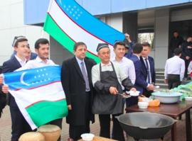 В Брянске отметили праздник прихода весны Навруз