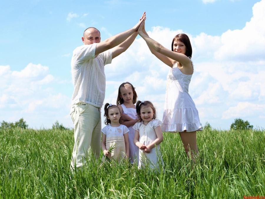 В Новозыбкове в этом году землю получили 57 многодетных семей