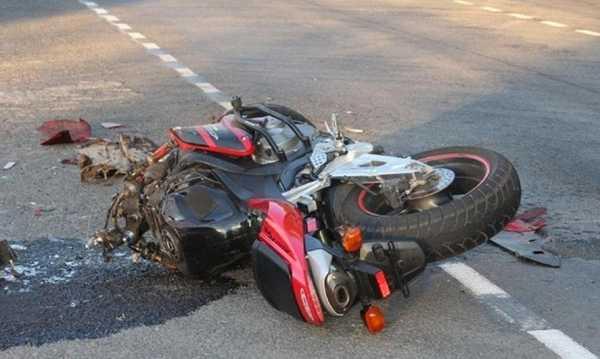 В Брянске в июне произошло 5 аварий с мотоциклистами