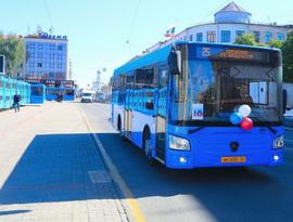 В Брянске на «Свенскую ярмарку» пустят дополнительный транспорт