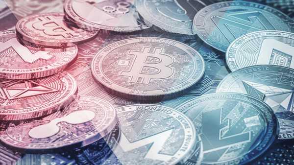Криптовалюта - особенности