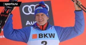 Брянский лыжник Большунов выиграл марафон на фестивале в Норвегии