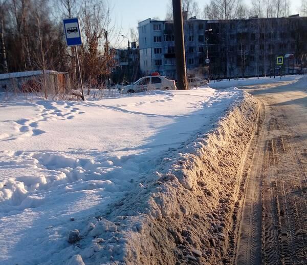 В Брянске водителей маршруток №43 обвинили в саботаже из-за гололеда