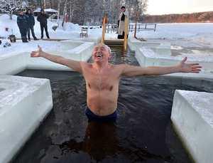 В Брянске определили места для Крещенских купаний