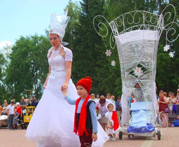 В Брянске 7 июля пройдет удивительный Парад колясок