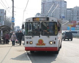 Энергетики не стали обесточивать брянские троллейбусы