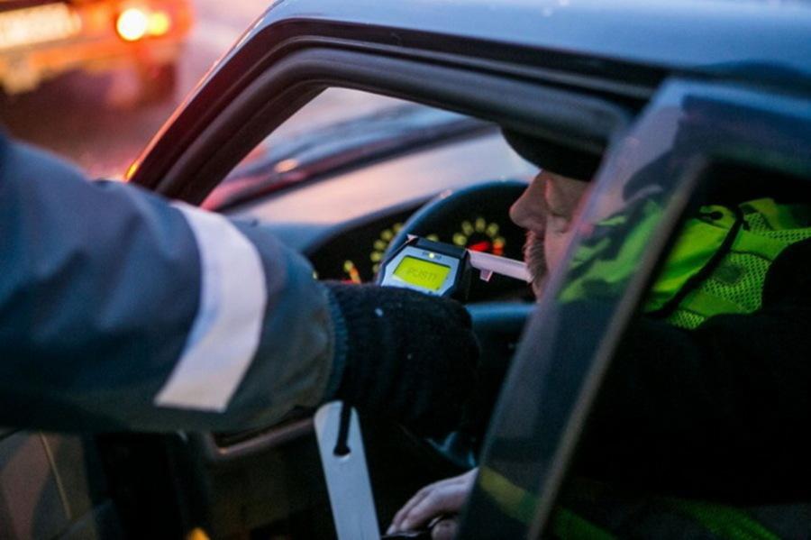 В январе в Брянске задержали 64 пьяных водителя