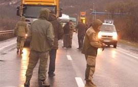 Украинские радикалы напали на брянских дальнобойщиков
