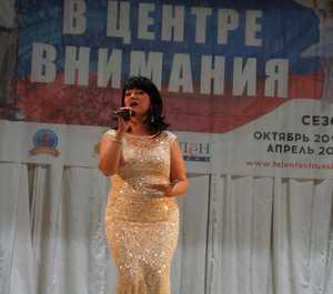 В Брянске прошел конкурс-фестиваль «В центре внимания»
