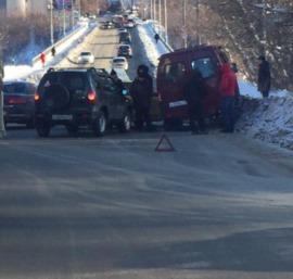 В Брянске произошло крупное ДТП c «Яндекс.Такси»