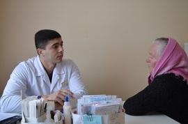 После свадьбы сириец Джамал Хасан стал доктором в брянской глубинке