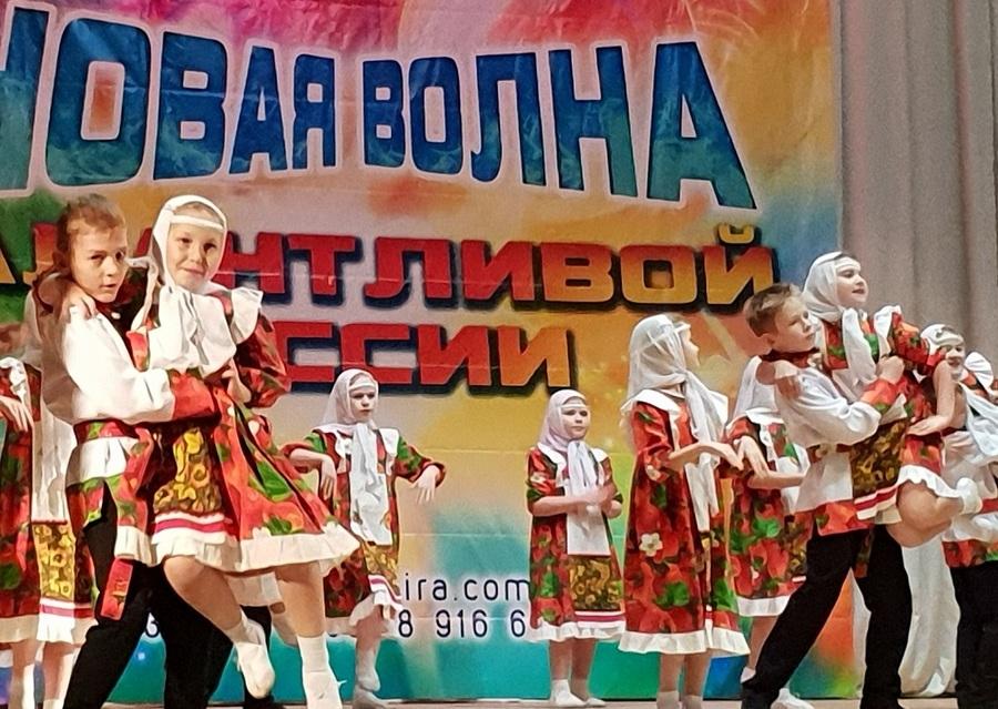 В Брянске прошел Международный конкурс талантов «Новая волна»