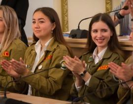 В Брянске прошёл форум студенческих отрядов области