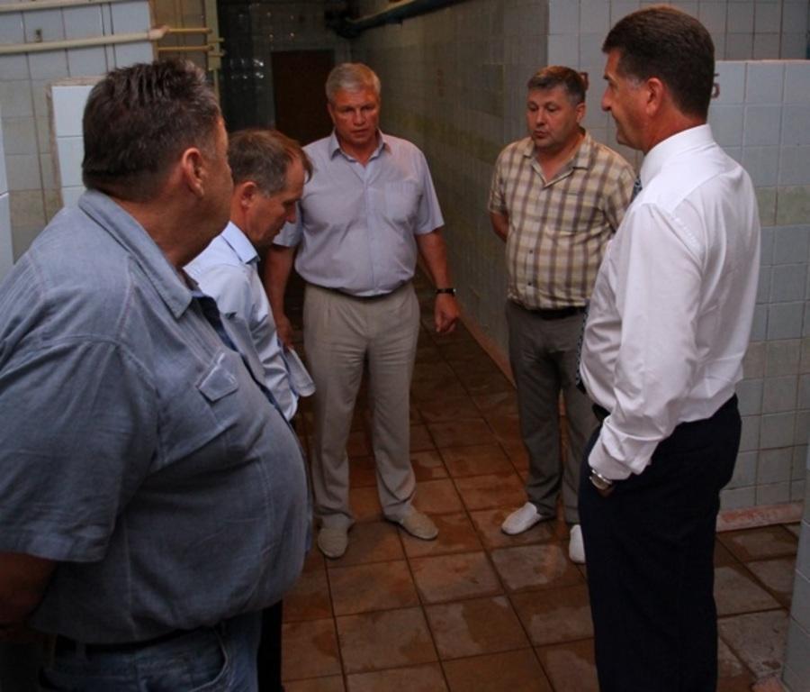 Власти Брянска спасают городские бани от закрытия