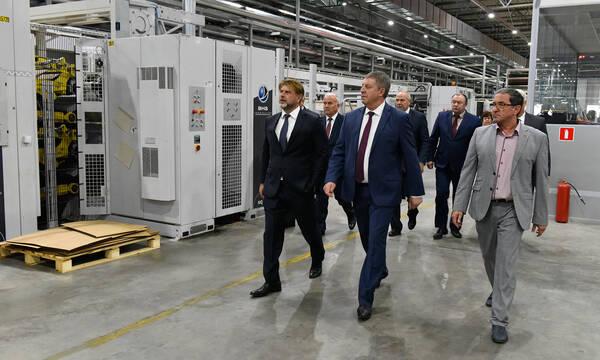 Брянская фабрика картона и бумаги может запустить новый инвестпроект