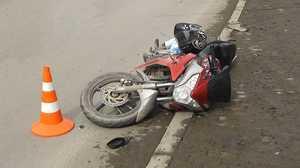 В Брянске 29-летний мотоциклист сбил 9-летнего мальчика