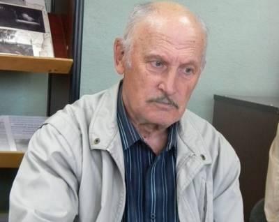В Новозыбкове скончался писатель Владимир Петроченко