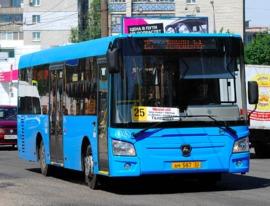 В Брянске на час продлили движение автобусов №25