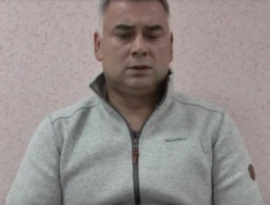 На брянской границе сотрудники ФСБ задержали украинского диверсанта