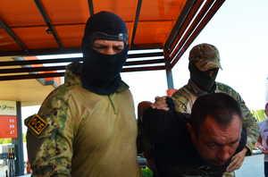 На Брянщине задержали двух мужчин почти с 3 кг взрывчатки