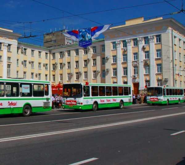 После салюта 9 мая брянцев развезут дополнительные троллейбусы