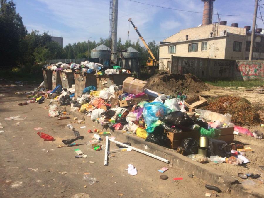 В Брянске виновник мусорной катастрофы «Сервис Плюс» остался без контрактов