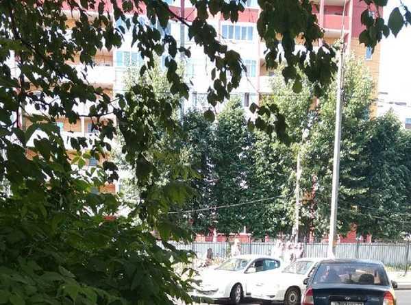 В Брянске на улице Спартаковской в ДТП попала учебная машина