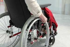 В Климовском районе инвалида оставили без коляски
