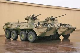 Брянскую границу с Украиной усилили новой военной техникой