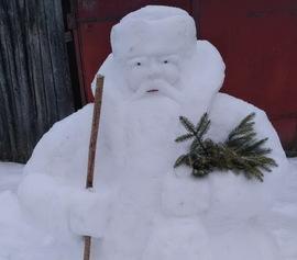 В Брянскую область придёт 12-градусный мороз
